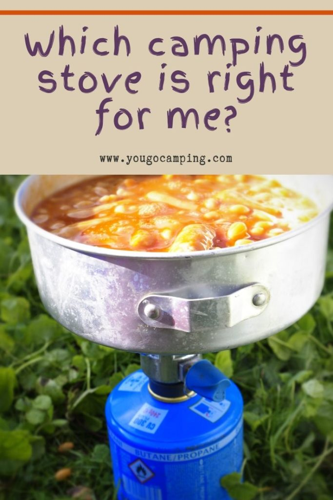 Which camping stove is right for me | Yougo Camping1