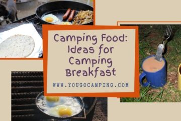 Camping Food Ideas for Camping Breakfast -| Yougo Camping