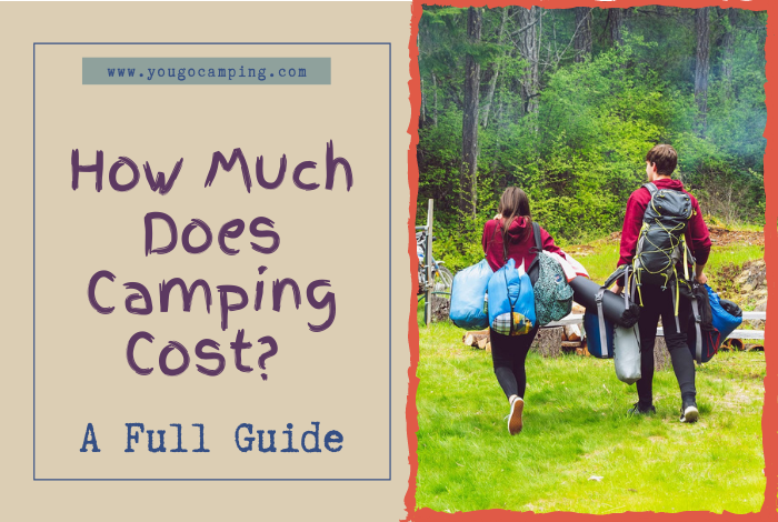 how much does camping cost - yougo camping